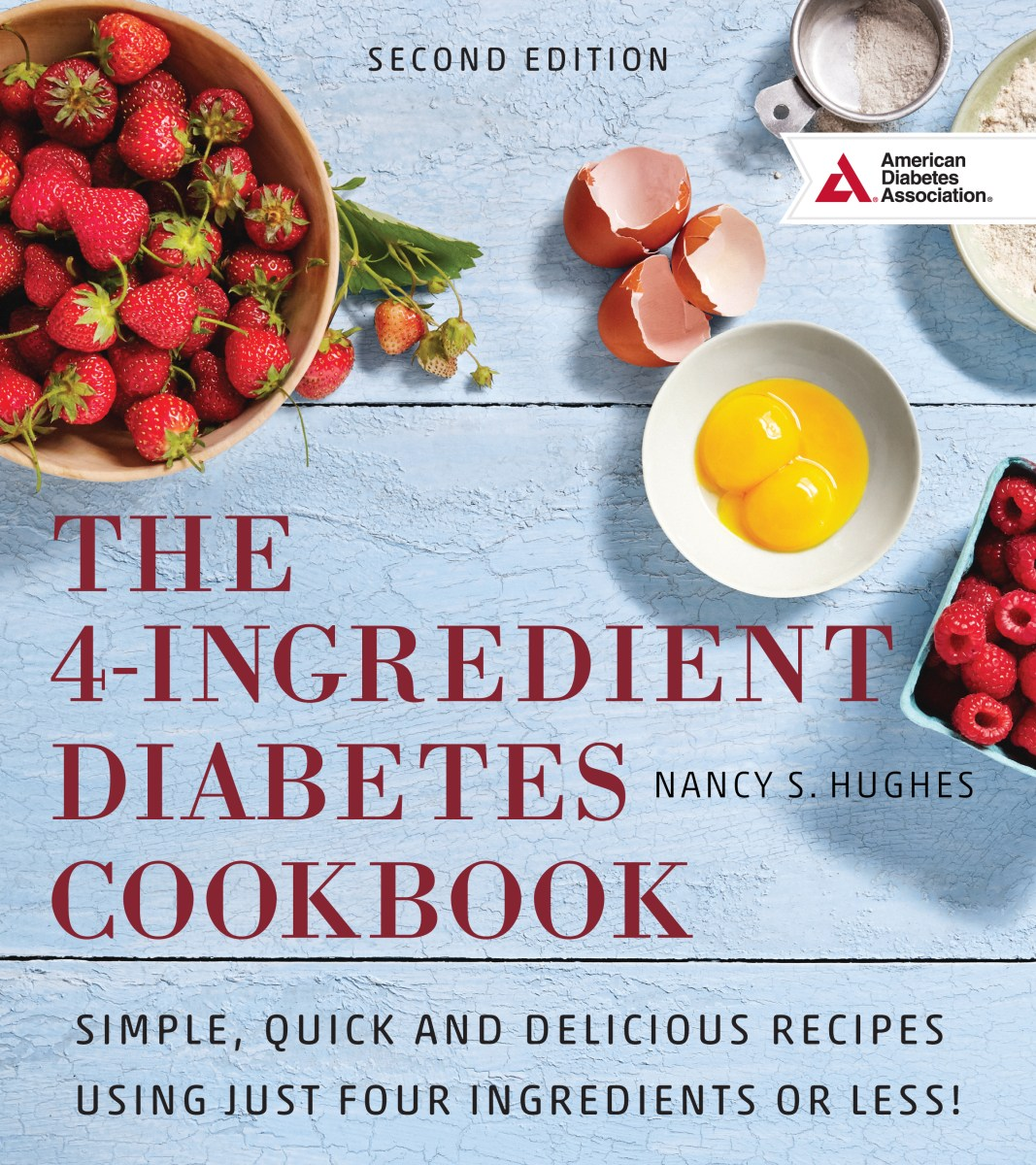 Kitchen Secrets: The 4-Ingredient Diabetes Cookbook