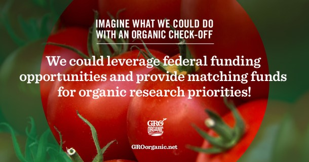 Would You Like to Help Make Organic Food More Affordable?