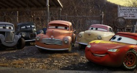 CARS 3 – The Story of the Story!