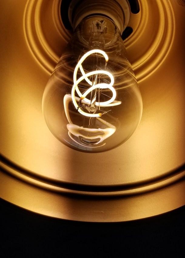 Energy Efficient Light Just Got Brighter!