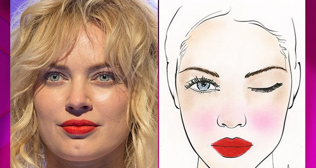 Get The Look:  Classic Red Lip