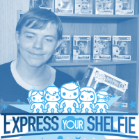 Express Your Shelfie to win Funko Pop! Vinyls from GameStop!