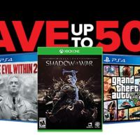 Crazy-Good Deals at GameStop PRO DAYS Sale