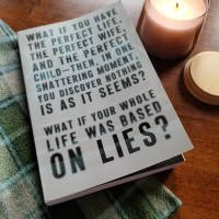 What if your whole life was based on LIES? (Giveaway!)
