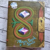 STAR VS. THE FORCES OF EVIL: The Magic Book of Spells (Giveaway!)