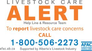 Courtesy: Alberta Farm and Animal Care