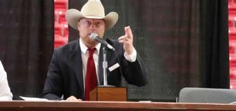 Internationally renowned Livestock Auctioneer shares his secrets to success