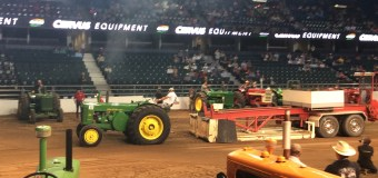 Bittersweet victory for High River man competing in tractor pull in memory of his father