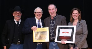 Dr. John McKinnon named inaugural recipient of the Canadian Beef Industry Award for Outstanding Research and Innovation