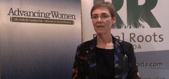Women in agriculture urged to 'Own Your Boldness'