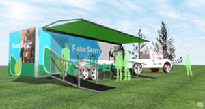 UNDER CONSTRUCTION: Rural and Farm Safety Mobile Unit