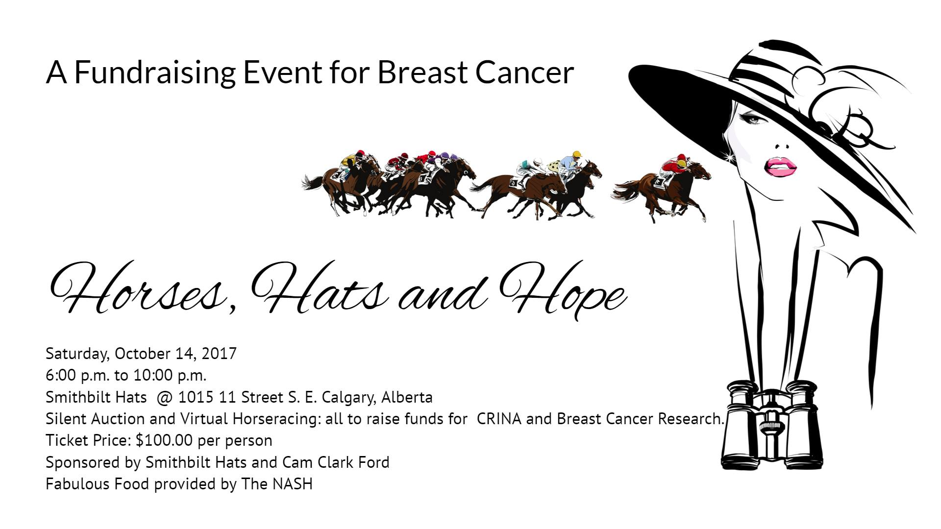 Agree with breast calgary cancer end weekend apologise