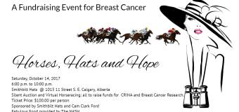 Equine community to come together to raise funds for breast cancer research