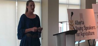 Alberta Young Speakers for Agriculture competition goes digital