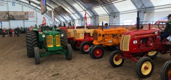 VIDEO: High River family continues father's tradition competing in Tractor Pull
