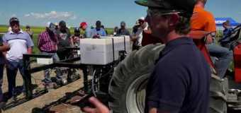 Farming Smarter: Weed It: A Selective Sprayer