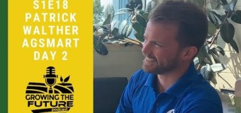 Growing the Future Podcast: Patrick Walther