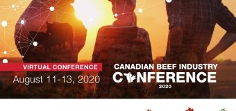 Canadian Beef Industry Conference to hold online event in place of in person conference this summer