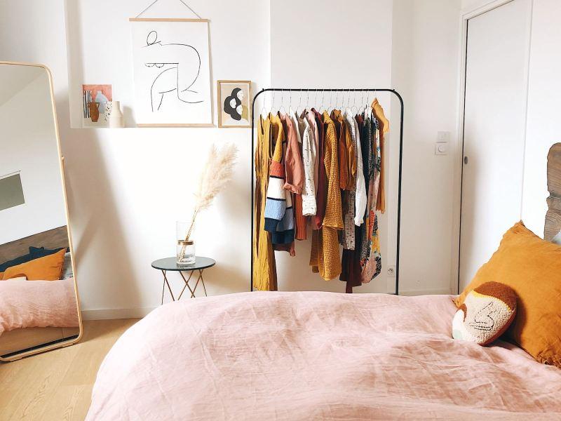【8款衣物收納袋推薦】衣服收納教學,把持這幾點擁有乾淨的房間