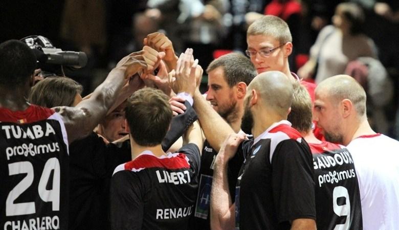 Proximus Spirou Charleroi – Kangoeroes Basket Willebroek