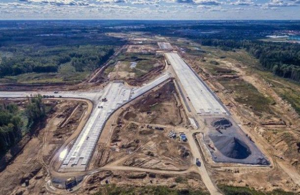 Sheremetyevo expects the new runway to boost its annual traffic capacity to 65 million passengers by 2030