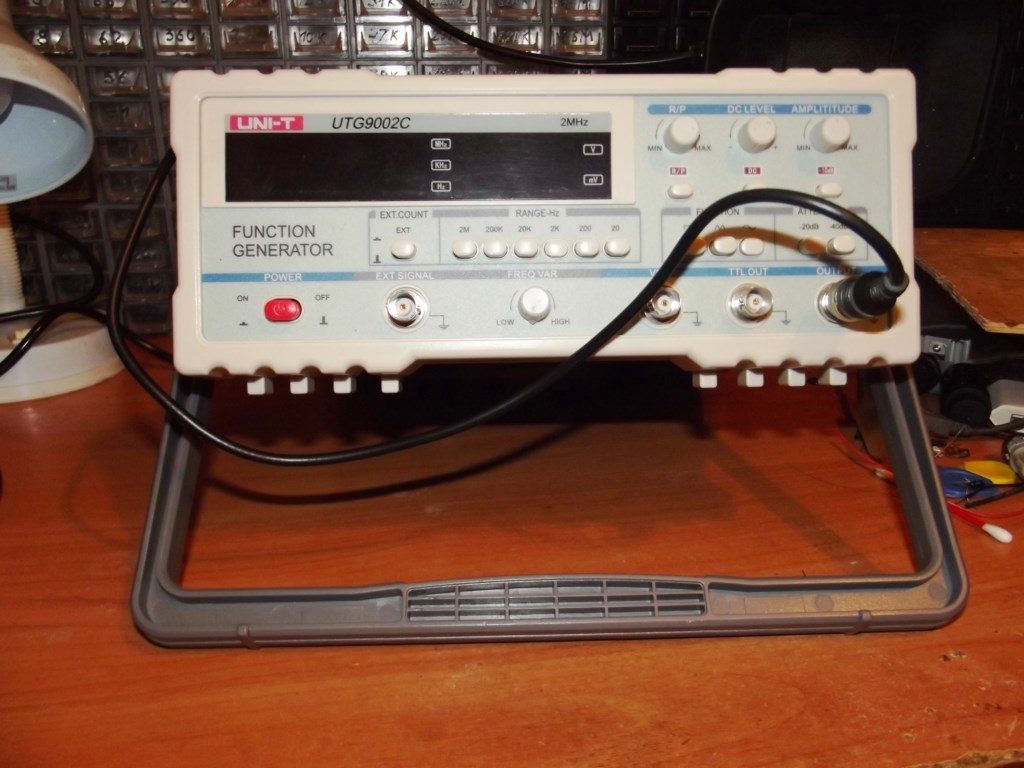 Generator de frecvență