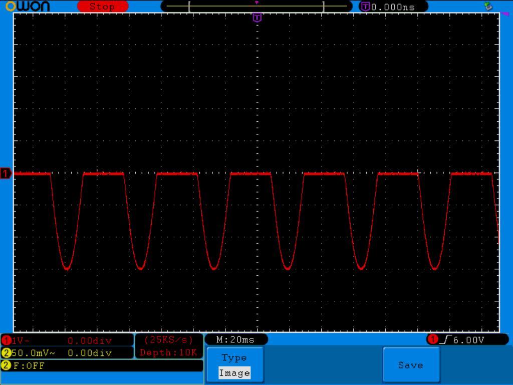 curent alternativ după diodă