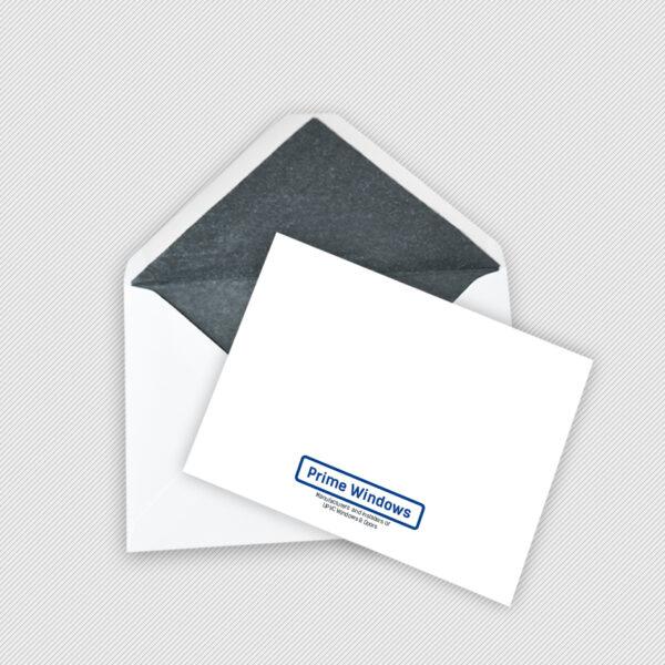 Correspondence Cards Printing Harrow - Plain White Business Envelopes Printing UK