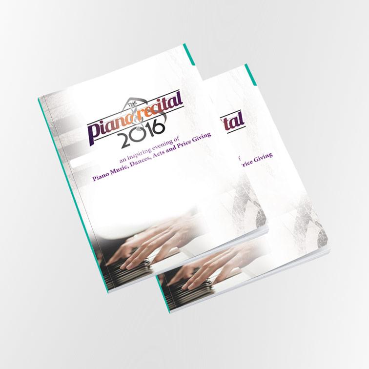 perfect bound booklet printing harrow, london at Rushprint
