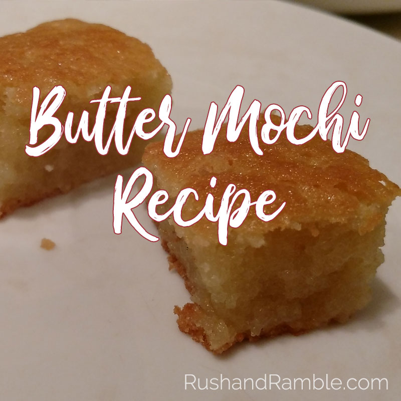 Butter Mochi: The Hawaiian Treat No One Told You About
