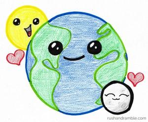 Celebrate Earth Day 2020! - RushandRamble.com
