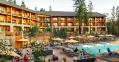 Yosemite motels