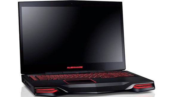 Alienware M18x : Monster Gaming Laptop