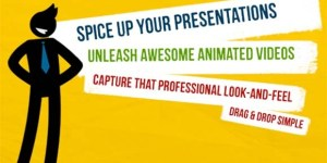 PowToon : Make Cool FREE Animated Presentations
