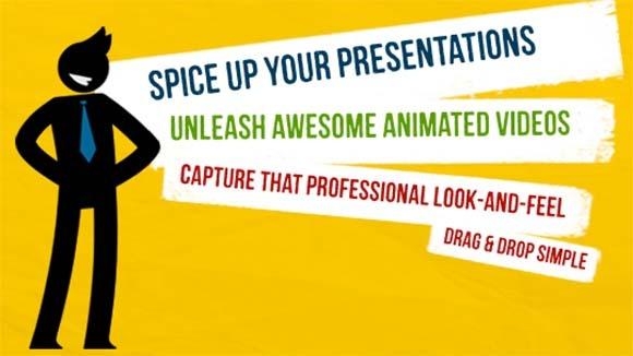 PowToon : Make Cool FREE Animated Presentations
