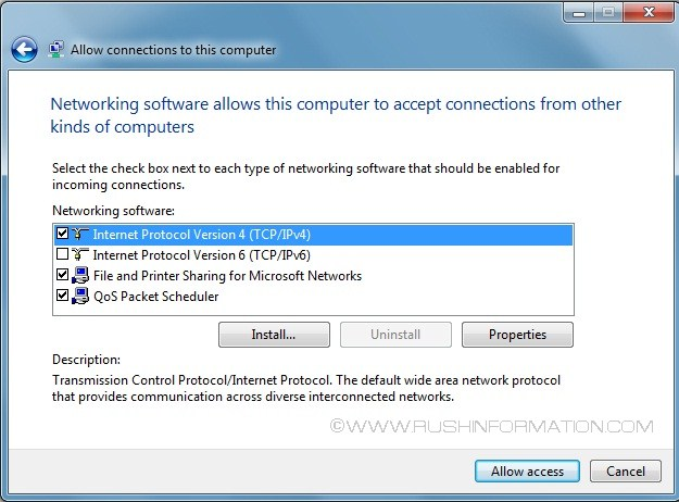 How to Setup a VPN Server in Windows 7