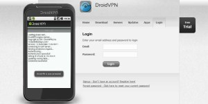 Upgrade Your Free DroidVPN Account to Premium Account