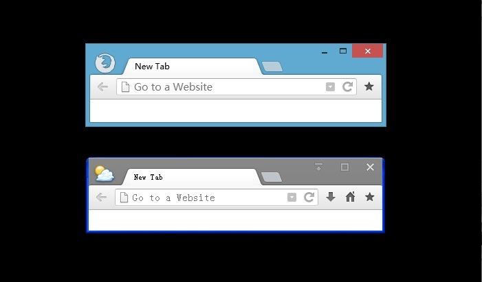 How To Make Firefox Look Like Google Chrome