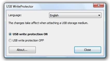 How to Make USB Storage Devices Read Only