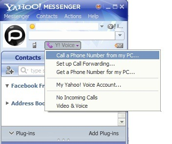 Using the video calling system with yahoo messenger x10wiki.