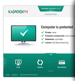 Kaspersky Internet Security 2013 License Keys – 100% Working