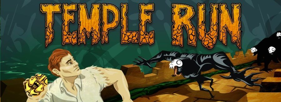 Temple Run for Nokia Asha 305,306,308,309,310,311