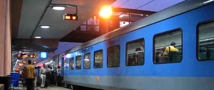 Book Train Tickets Using SMS 2013 Quickly - July Onwards
