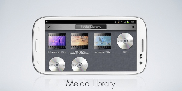 Top 10 Best Free Android Video Player Apps 2013 - Rock Player 2