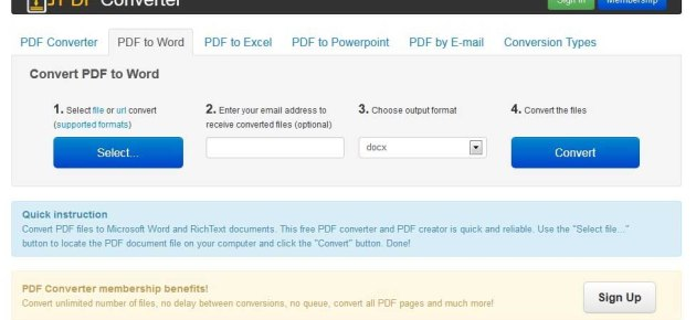 How to Edit PDF Files For Free using PDFConverter