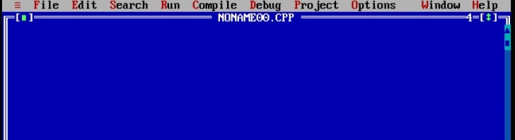 Turbo-C++-For Windows 8 and Windows 7