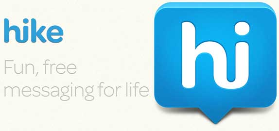 Hike Messenger for Java Phones Awesome Features