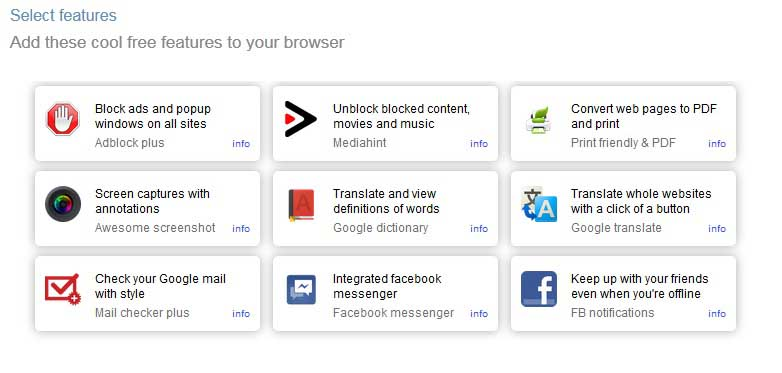 Create your own Personalized Browser Makemybrowser - 4