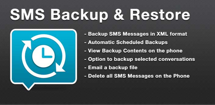 How to Backup your Android Phone Contacts and SMS - SMS Backup and Restore
