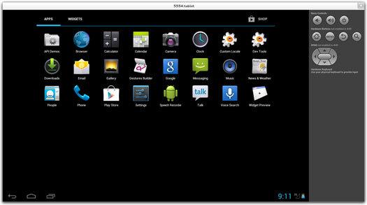 Bluestacks Alternatives 2014 - Jar of Beans Android Emulator